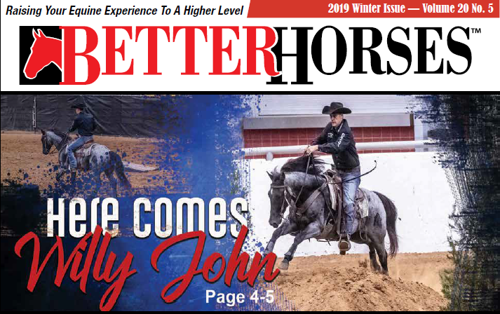 Better Horses 2019 Winter Edition