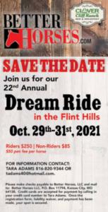 Dream ride in the flint hills